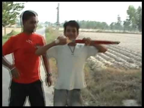 Punjabi Funniest Video- K.s. Makhan..sir Kadhve Record (record Breakers) Funny Version.mp4 video