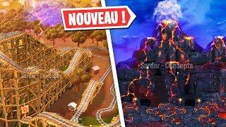 NOUVELLE MAP DE LA SAISON 6 SUR FORTNITE ?