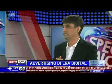 Special Dialogue: Advertising di Era Digital #3