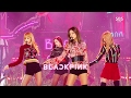 BLACKPINK   불장난 (PLAYING WITH FIRE) 교차편집
