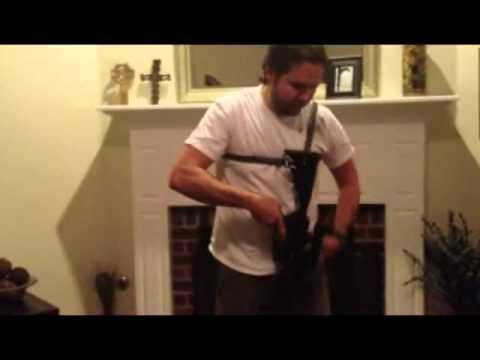 Rock Paracord One-Point Rifle Sling
