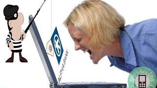 Πώς να προσέχω από τα email phishing (email ψαρέματος)  Alpha Bank | what is email scams