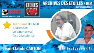Jean-Paul Thenot | Le paranormal face à la science | Archive RIM