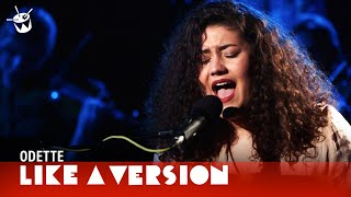 Odette covers Gang Of Youths 'Magnolia' for Like A Version
