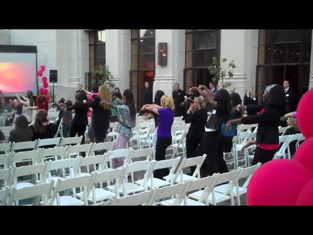 Goddess Flash Mob Reprisal - California Women's Law Center 21st Anniversary