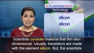 Anh ngữ đặc biệt: 2D Transistor