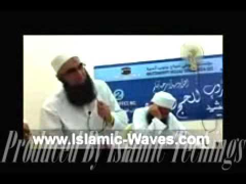 Muhabbat Kya hai by Junaid jamshed with Maulana Tariq Jameel
