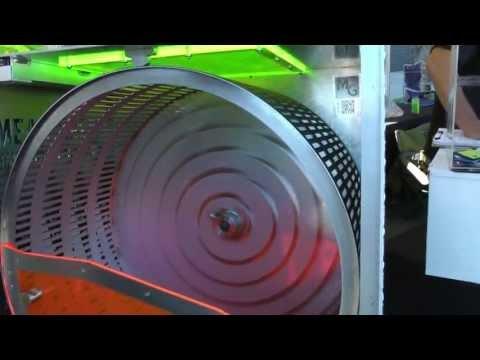 marijuana thc testing machine