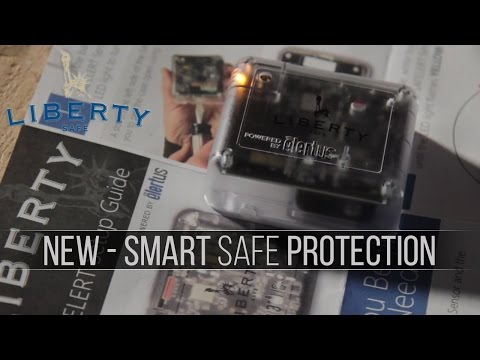 Smart Safe Technology - New Wireless Protection