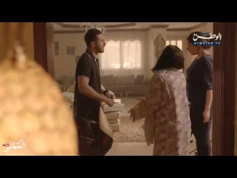 مسلسل مسكنك يوفي الحلقة 16