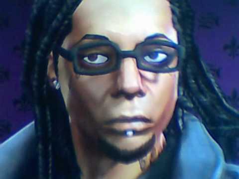 Lil Wayne - Saints Row the third - marrcusgarlick
