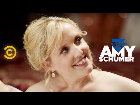 Inside Amy Schumer - Rhyming Couplets