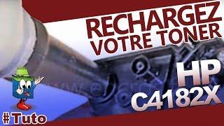C4182X HP Toner : Bien Recharger Le Toner