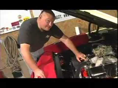 1969 Chevelle SS496 Blog Part 59: Electric Fan Install V8TV
