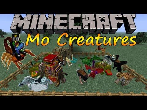 Minecraft 1.6.2 - Instalar Mo Creatures / Español