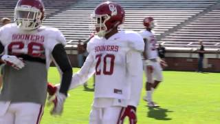 OU Update - Spring Practice Defense