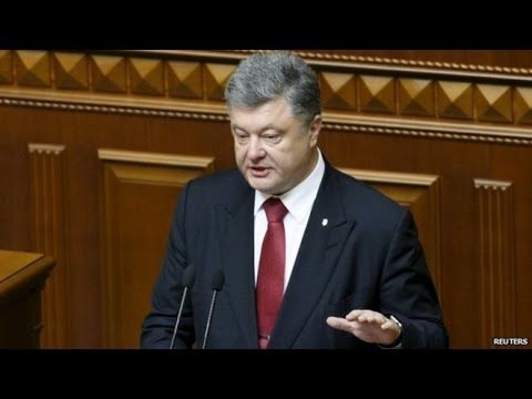 Ukraine's Poroshenko warns of 'full-scale' Russia invasion