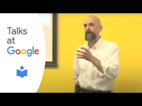 Authors@Google: Neal Stephenson