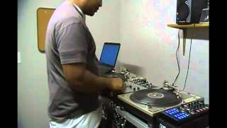 DJ A.J. Scratch - DMC Online DJ Championships - Round 1