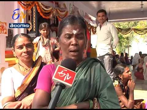 Holy Nagoba Jatara Held  In Adilabad District After Formation Of Nava Telangana