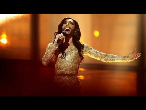 Conchita Wurst Eurovision Song Contest Winner 2014 Final Performance (Austria) LIVE Music Videos