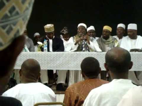 Sheikh Muh. Robiu Adebayo Abd. Malik - London -2012 - 1