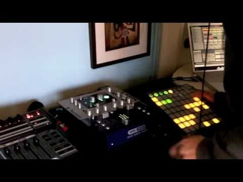 How to DJ with a Launch Pad and Ableton Live