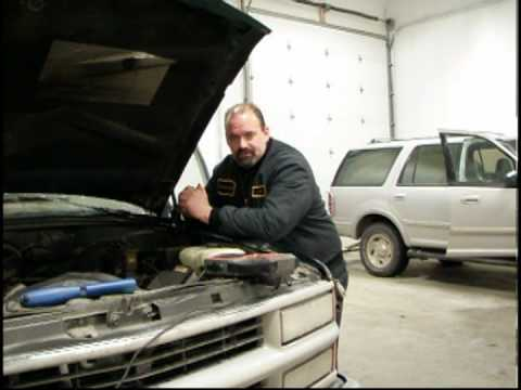 Leaking TBI Fuel Injectors on Chevy Trucks
