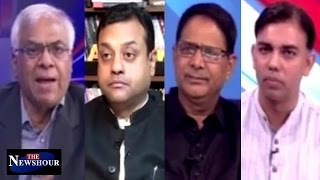#MallyaSecretLoot - How Could The UPA Not Know? | The Newshour Debate (8th May)
