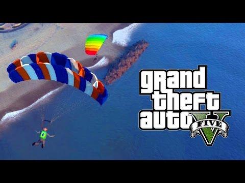 GTA ONLINE - Atualização Escola de Aviação / Flight School! (GTA 5 Online Gameplay)