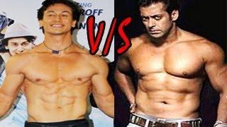 Tiger Shroff COMPETES with Salman Khan