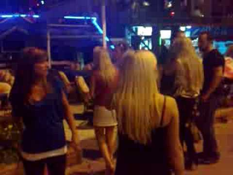 alanya 2008 turkey holiday night life james dean robin hood