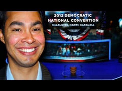 Julian Castro's Keynote: Hispanic Rising Star To Address DNC
