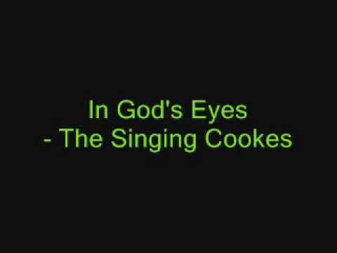 In God's Eyes - The Singing Cookes