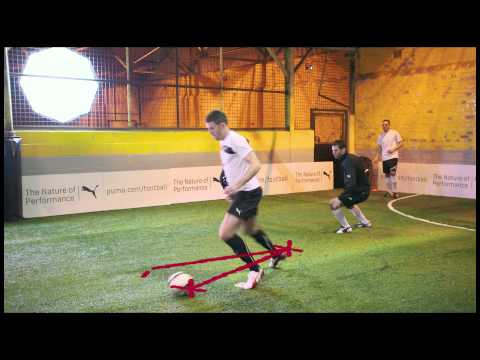 PUMA Football: Michael Carrick explains the Nature of the Midfield Engine Room