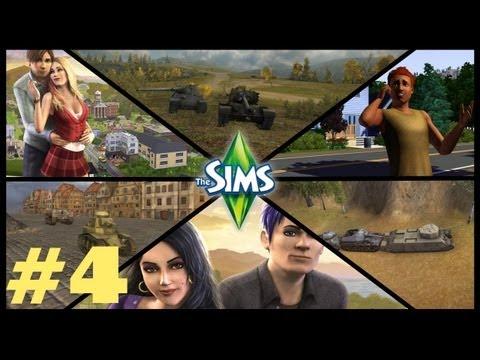 """Билли играет The Sims """"Ку-ку, ЙОПТЫ!"""" #4"""