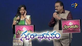 Abba Deeni Soku Song - SP.Balu, Malavika Performance in ETV Swarabhishekam - Dallas, USA