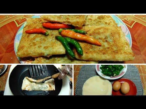 Cara Membuat Martabak Telur Kilat Kulit Pangsit