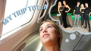 fangirling at a youtube party in beverly hills ... how was I invited to this (VLOG)