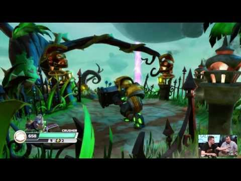 Skylanders: SWAP Force - E3 2013 Stage Demo