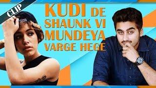 Kudi De Shaunk Vi Mundeya Varge Hege || Canteeni Mandeer || Ravneet || MH One