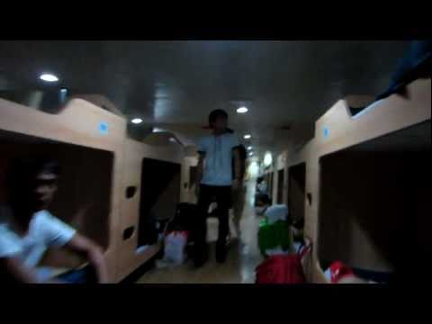 Cebu Ferries 4 walkthrough... Cebu to Ozamiz.