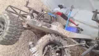Traxxas Slash FAIL Not a fu*k was given that day