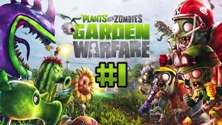 Plants vs Zombies GARDEN WARFARE #1 | Ölüm Uykusu