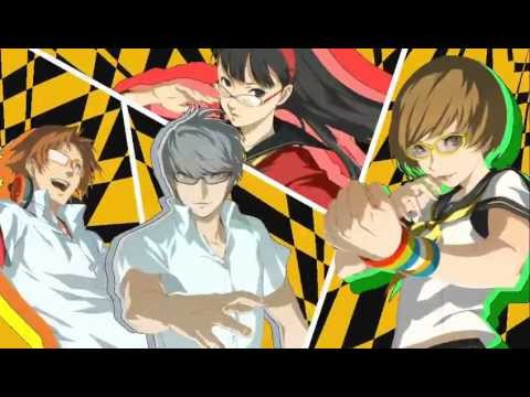 Persona 4: The Golden E3 2012 Trailer