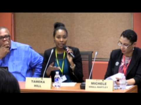 SALISES Caribbean Youth Development Conference 2015-Youth Development work,policy,planning
