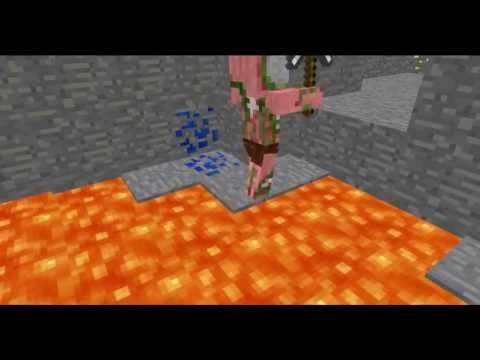 Monster School: Mining — Minecraft Animation