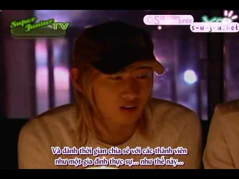 [Vietsub] SJ Only 13 From LeeTeuk to KyuHyun 1/2 [s-u-j-u.net]