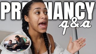 Picking A NAME For Our BABY 👶🏾 🍼 BABY #2 || VLOG