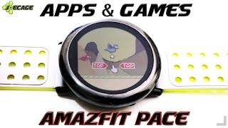 Install Apps & Games On AMAZFIT PACE